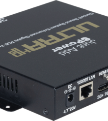 Just Add Power Welcomes Dante and AES67 Audio Networks to the Ultra HD-Over-IP Family at ISE 2019
