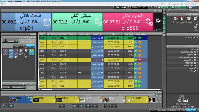 Iraqi Satellite Television Channel, Dijlah TV, Chooses