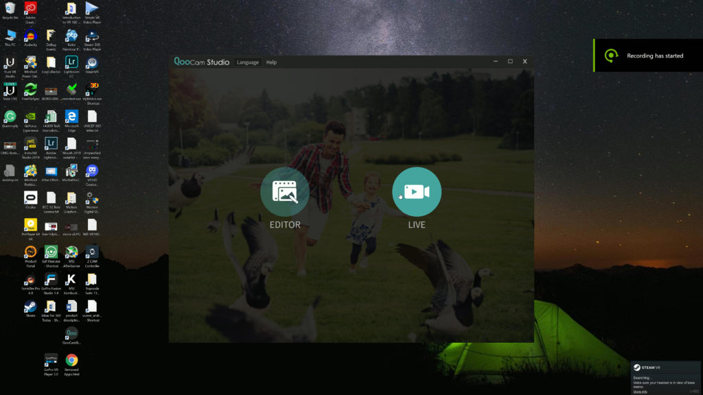 Kandao QooCam Studio Workflow - HD Pro Guide - Professional