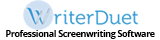 Writer Duet: Professional Screenwriting Sofware