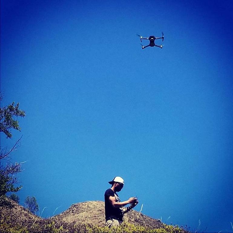 Sean Silas - Drone Operator, Drone Pilot