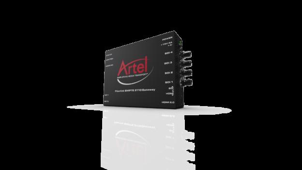 Artel FiberLink ST 2110 Gateway 2