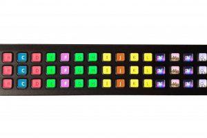 2RU 3 Row buttons 5.01