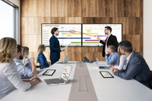 Colleagues working together in a conference room.; Shutterstock ID 497868910; Purchase Order: -; Client/Licensee: -