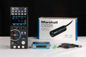 Marshall CV226 and CyanView